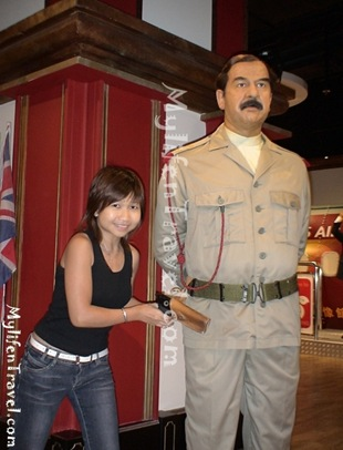 Madame Tussauds Hong Kong 22