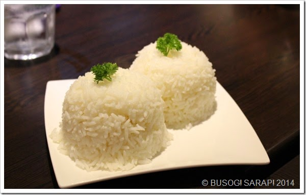 FILIPINO EATERY SOMEWHERE IN REDCLIFFE 2 SERVINGS OF RICE © BUSOG! SARAP! 2014