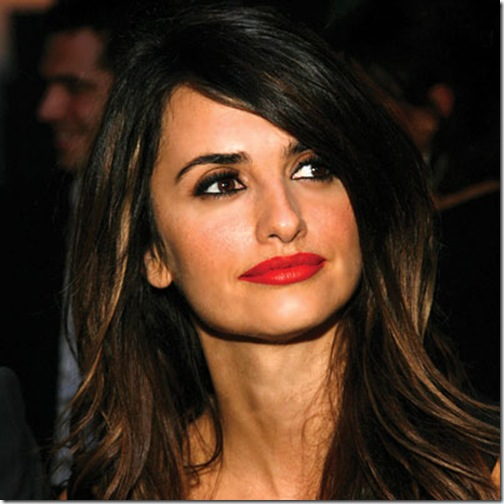 Penelope Cruz Bold And Sexy Makeup Look Valentine
