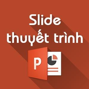 Cách làm slide thuyết trình bằng PowerPoint