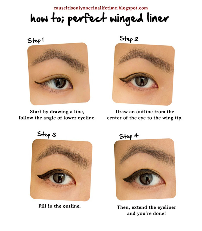 Winged Eyeliner copy