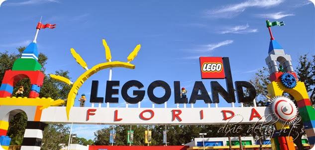 Legoland: Touring, Tips & Tricks + Downtown Disney: T-Rex Cafe ...