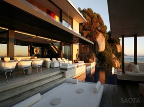 Casa Victoria 73 SAOTA terraza piscina moderna