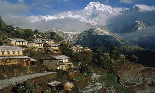 尼泊爾壁紙