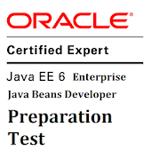 Oracle Certified Expert EJB
