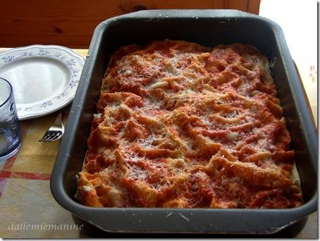 lasagna carasau