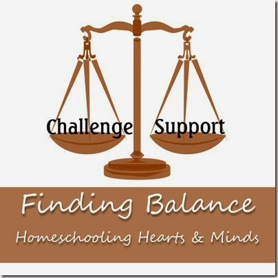 Finding the right level of challenge for our kids at Homeschooling Hearts & Minds