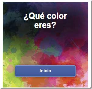 Test ¿que color eres?