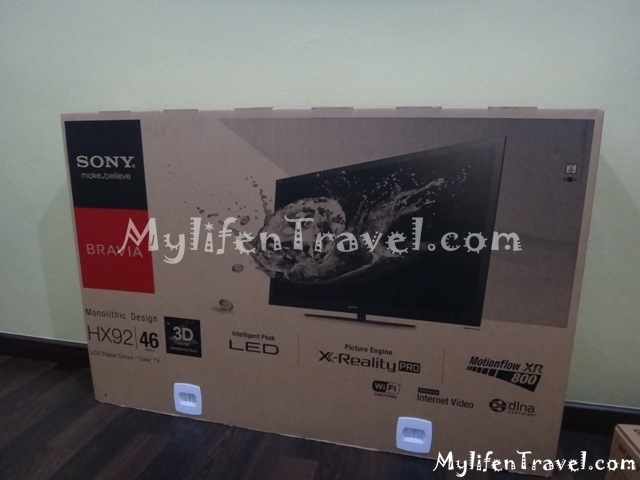 Sony LED Full HD TV 03