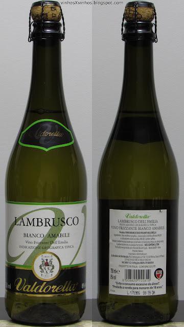 Lambrusco Valdorella