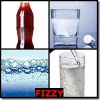 FIZZY- 4 Pics 1 Word Answers 3 Letters