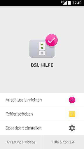 DSL Hilfe