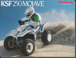 How To Change The Belt On A Polarisr Ranger V Vkyptnvcono furthermore Cuatrimoto Kawasaki Brute Force further Mojave Thumb together with Arctic Cat X Owners Guide Books further S L. on kawasaki prairie 300 4x4 manual
