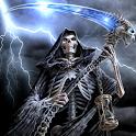 Dark Death Live Wallpaper icon