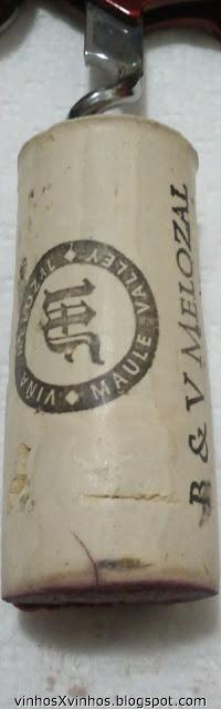Rolha vinho do Chile