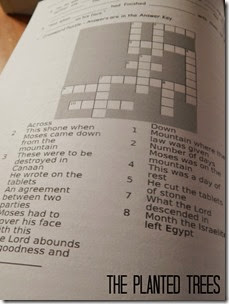 Growing Up in God's Word Puzzles
