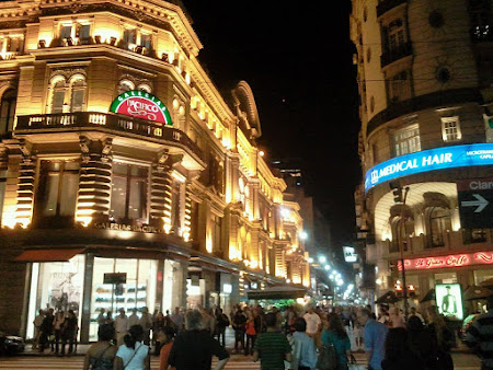 Shopping Buenos Aires: Galeriile Pacifico