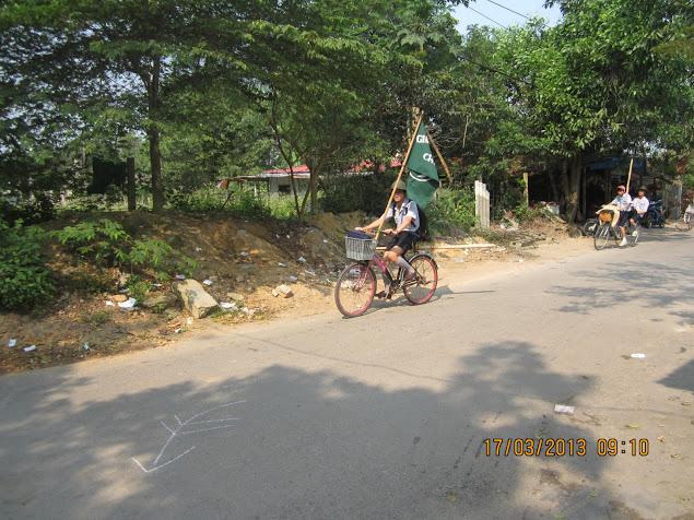 TraiDungThuaThioem2013 08 BHD GĐPT Thừa Thiên tổ chức Trại Dũng năm 2013