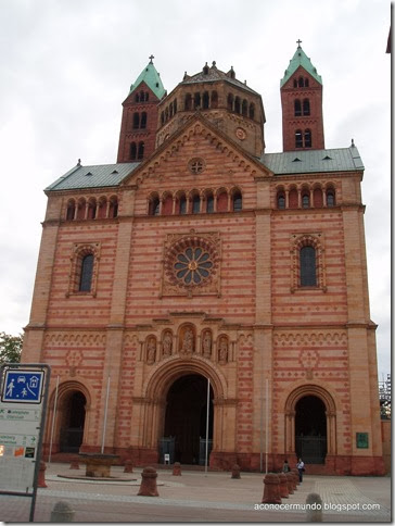 Speyer. Catedral - P9020065
