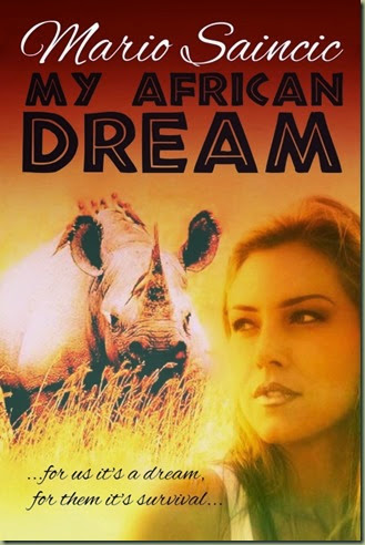 My African Dream by Mario Saincic cover