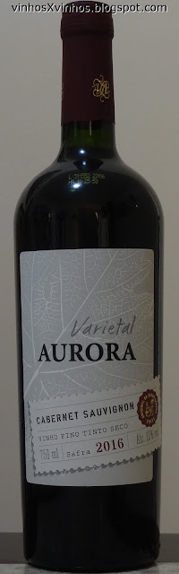 Aurora varietal Cabernet Sauvignon