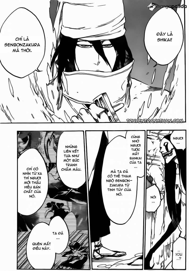 Bleach chapter 569 trang 10