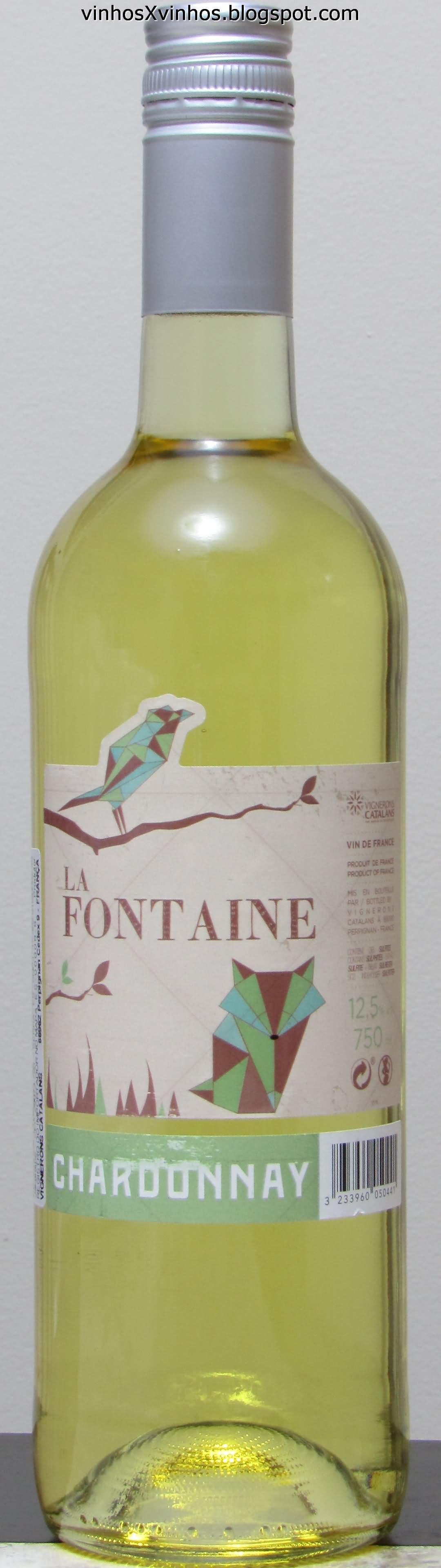 La Fontaine Chardonnay