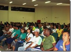 Grande publico compareceu ao seminario
