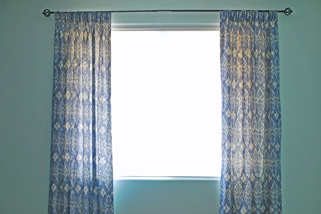 Triple Pleat Curtains