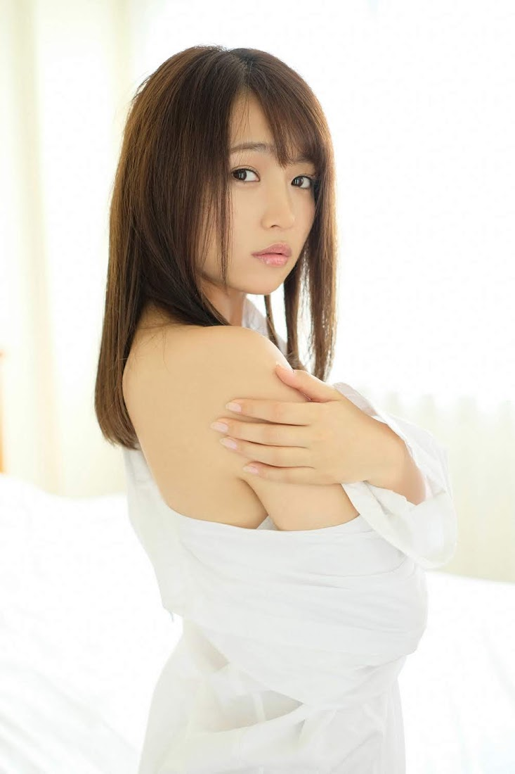 [YS Web] 2018-06-06 Vol.805 Rika Shimura 志村理佳 「天然ヒ?ュアホワイトホ?テ?ィ」1st! - Girlsdelta