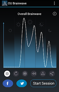 OU Brainwave screenshot