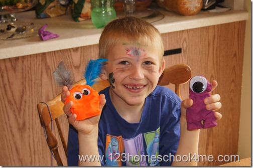 monsters inc sensory activity