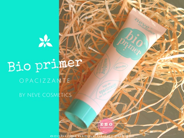 Neve Cosmetics Bio-primer1