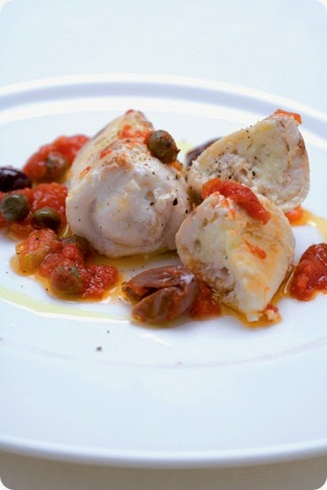 Involtini di spada alla messinese