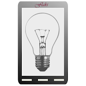 Automatic display dimmer