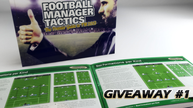 The Premier Guide to FM 2013 Giveaway