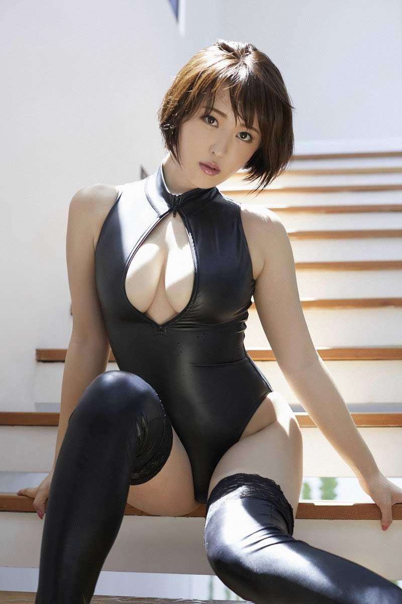 [Ys Web] Vol.797 忍野さら Sara Oshino 魅惑のSライン