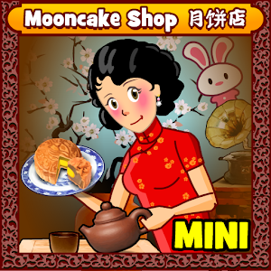 Mooncake Shop Mini Bake Tycoon for PC and MAC
