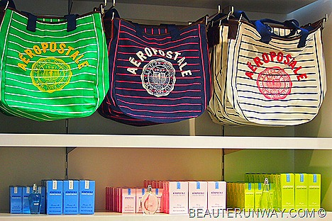 Aéropostale, American casual wear ladies bags and fragrances  ION Orchard