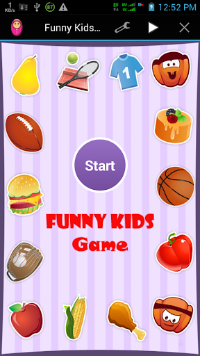 Funny Kids Game