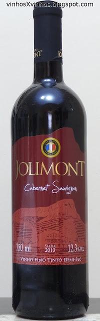 Jolimont Cabernet Sauvignon Demi-sec