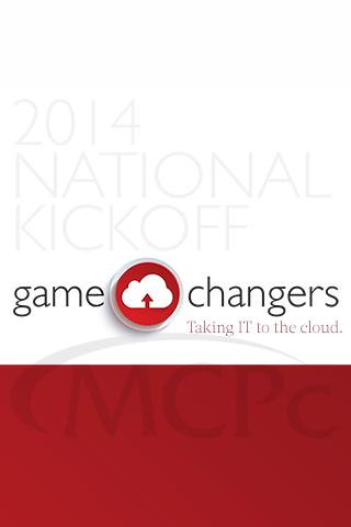 MCPc Game Changers 2014