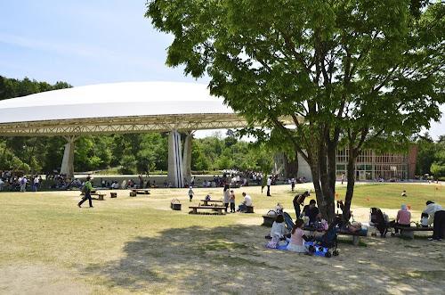 愛知県豊田市の鞍ヶ池公園