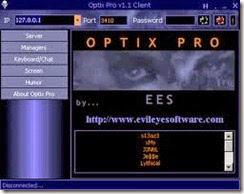 optix pro 1.33