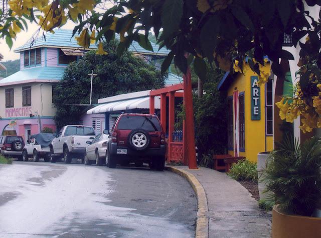 Dewey à Culebra, Porto Rico