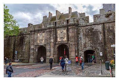 Saint Malo - Geocaching in historischer Kulisse - Porte St. Vincent