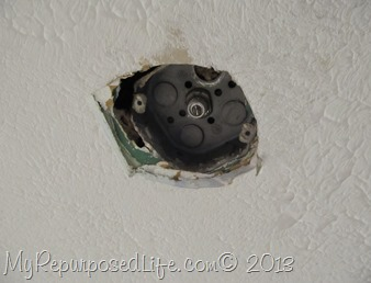 patch a ceiling