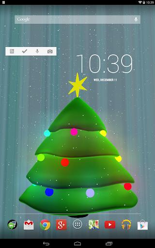 3D Christmas Xmas Tree Free
