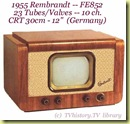 1955-Rembrandt-FE852-10ch-GERMANY