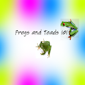 Frogs And Toads 101 icon